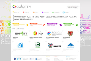 COLORITM | Web Design and Solutions